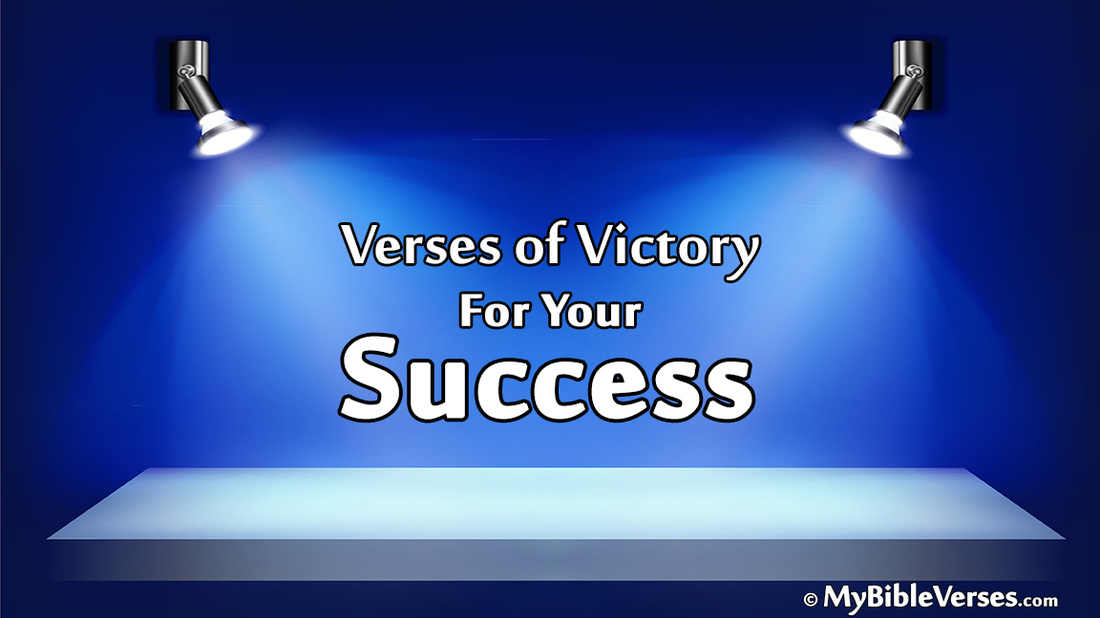 Bible Verses for your Success, Goals, Dreams  Free Video and