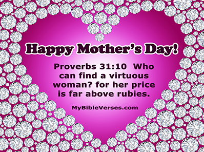 Bible Quotes About Mothers Extraordinary Mothers Bible Verses  Great For Mother's Day And Moms My Bible